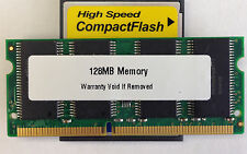 EXM128 128MB Memory RAM + 2GB Compact Flash Card for Akai MPC500 MPC1000 MPC2500