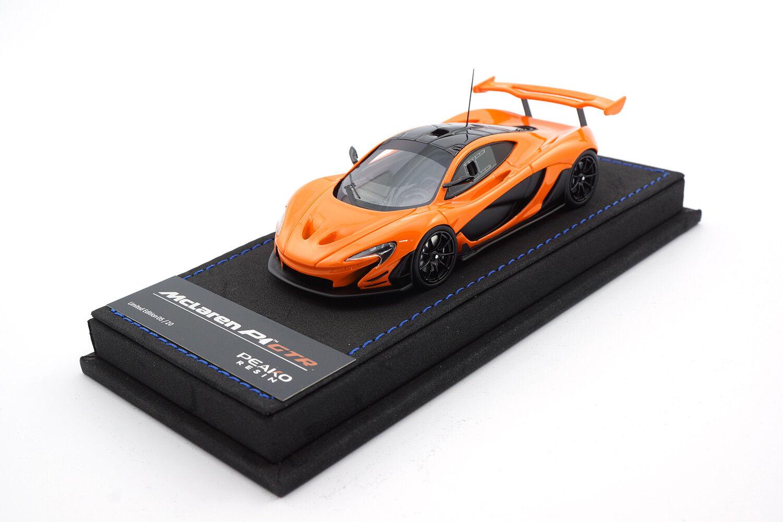 32220 - peako McLaren p1 GTR-McLaren arancia - 1 43