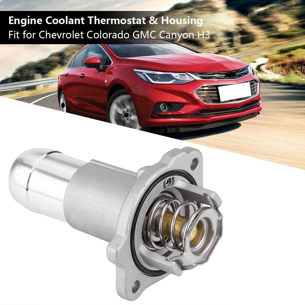 GM OEM-Engine Coolant Thermostat Housing 12622316