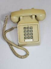 North Supply Premier 2500 Desk Push-Button Telephone with Access+MW TanBeige