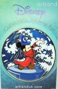 Sorcerer Mickey Disney D Brooch