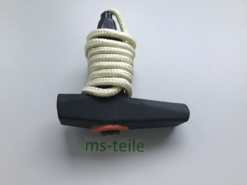 800 mm x 4,2mm Startergriff mit Seil für Stihl MS440 Seil
