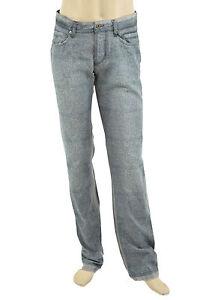 295-DOLCE-amp-GABBANA-gris-carreaux-Power-Men-039-s-Denim-d-amp-g-Jeans-taille-32