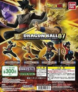 BANDAI DRAGON BALL Z Super VS Series 07 Goku Black Japan import NEW