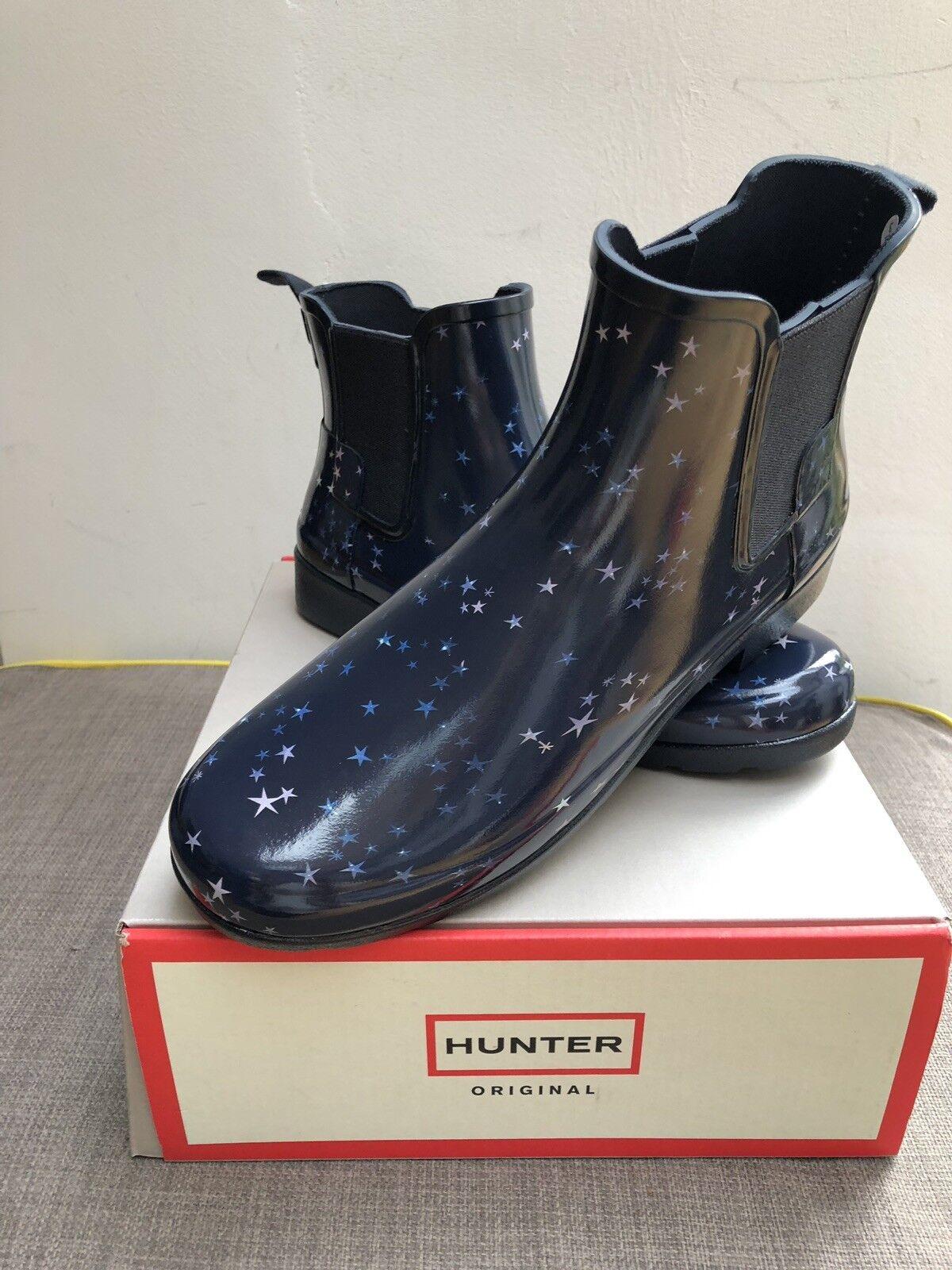 Hunter Hunter Hunter Original Constellation Print Stiefel Größe 8 467000