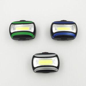 3w cob led stirnlampe licht taschenlampe ausfl ge laufen. Black Bedroom Furniture Sets. Home Design Ideas