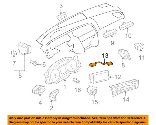 Audi Mmi Wiring Harnesscable 8t0 971 086 For Sale Online Ebayrhebay: Harness View Diagram Jeep Cj5 Wiring Ebay At Gmaili.net