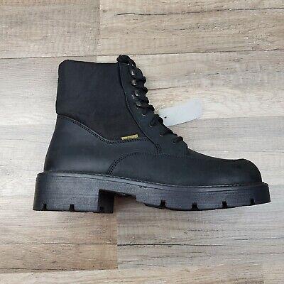 Juge Femmes Cuir Bottine Chaussures Boots Bottes Chic Noir Taille 38 UK 4,5 | eBay