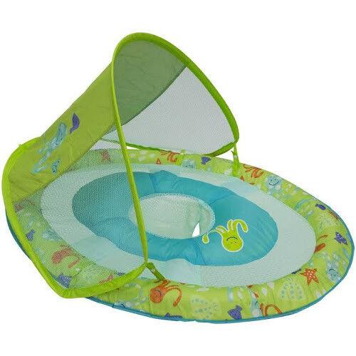 SwimWays Baby Spring Float Sun Canopy Brand New