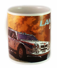 Lancia Delta S4 Rally Car Mug - the perfect gift for fans of motor sport