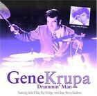 Drummin' Man [Hallmark] by Gene Krupa/Gene Krupa & His Orchestra (CD, Jun-2002, Hallmark Recordings (UK))