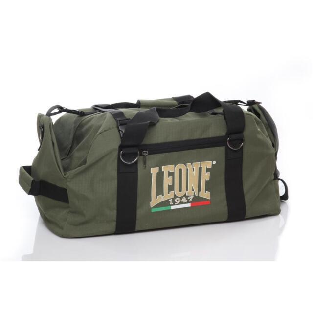 dd0fb36c74 Borsone / Zaino Leone 1947 Verde Sport Bag | Acquisti Online su eBay