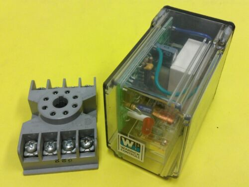 Model #16MB1A0 Level Control Module with 8-Pin Base Warrick Controls