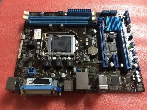ASUS H61M-C Motherboard Intel H61 LGA1155 DDR3 VGA COM LPT With a I//O