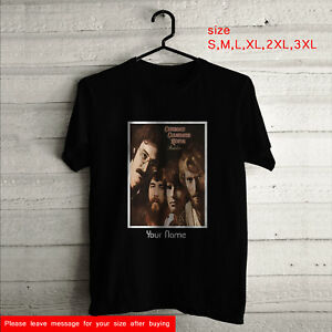 Creedence Clearwater Revival Custom Personalized T-Shirts Men Women S-3XL