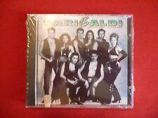 GARIBALDI GRITOS DE GUERRA, GRITOS DE AMOR CD 1993 BRAND NEW!