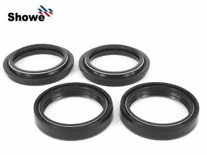 Fork Dust Seals Fits Indian CHIEF CLASSIC 2014 2015 2016 2017 SH7