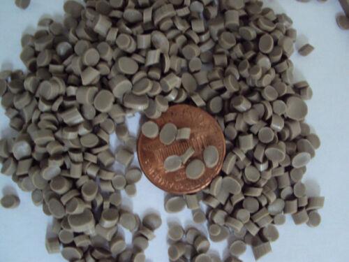 Multi-Flex TPE A6202MR Thermoplastic Elastomer Plastic Pellets Resin 50 Lb Beige
