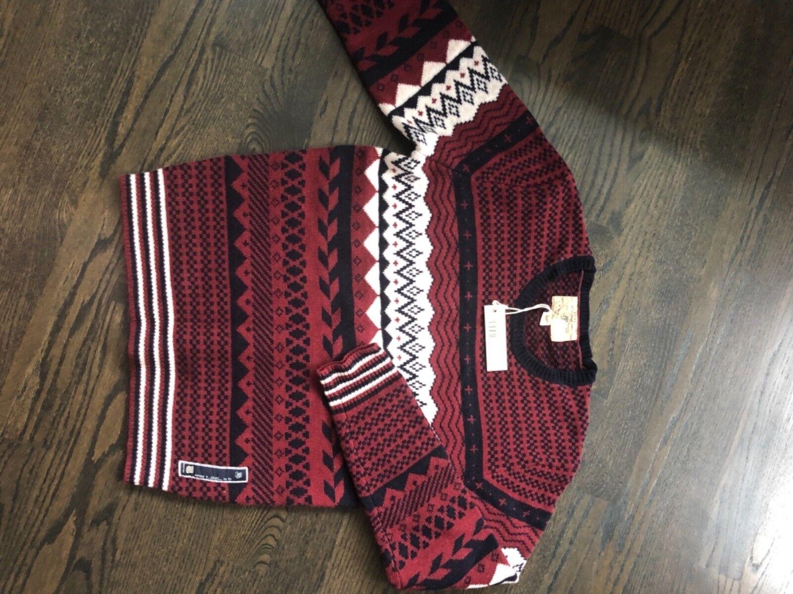 Diesel Apres Ski, Men's Sweater NWT, size L