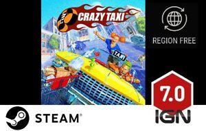 Crazy-Taxi-PC-Steam-Download-Key-schnelle-Lieferung