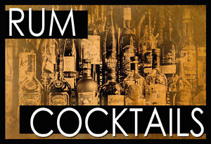 Rhum-Cocktails-BAR-Pancarte-en-Tole-Signe-Metal-Voute-Etain-20-X-30-cm-FA0710