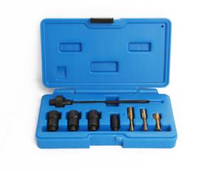 Pro-Glow-Plug-Aperture-Cleaner-Reamer-Tool-Kit-Set-Adaptors-M8-M10-M12-US-SHIP