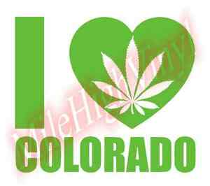 I-Love-Colorado-Pot-Marijuana-Vinyl-Decal-Glass-Window-Sticker