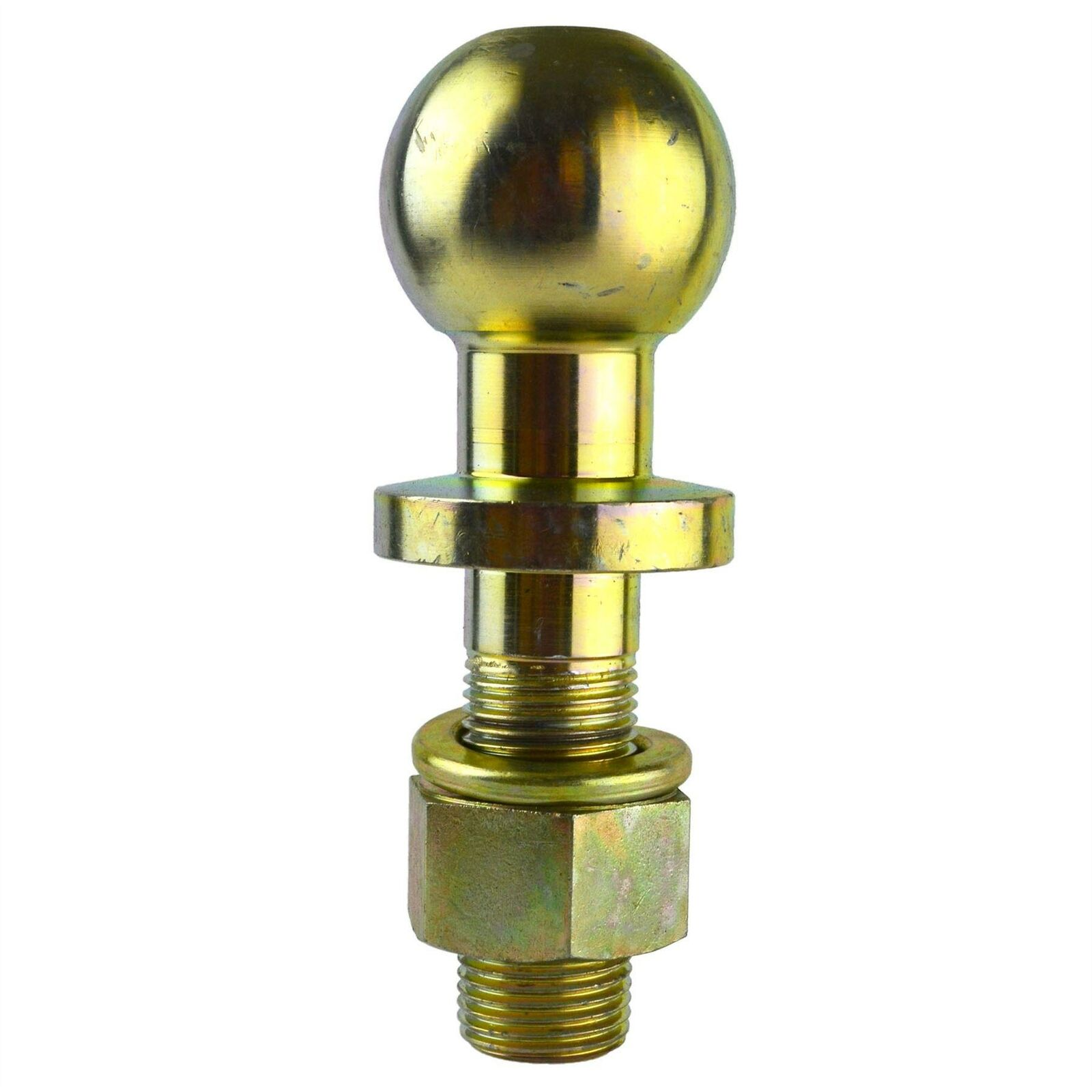 50mm Tow Ball / Bar Threaded Short Type for Recovery, Trike, Quad