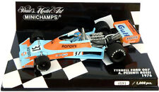 Minichamps TYRRELL FORD 007 1976-Alessandro Pesenti-Rossi scala 1/43