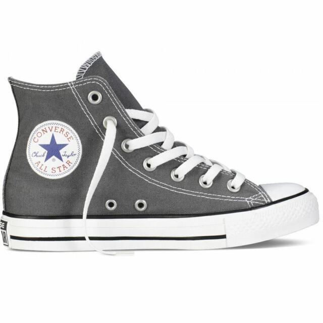 Converse SCHUHE All Star Hi grau 1j793c SNEAKERS Chucks dunkelgrau Gr. 37 5