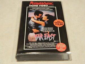 Roadshow-Home-Video-Far-East-VHS-Starring-Bryan-Brown-amp-Helen-Morse