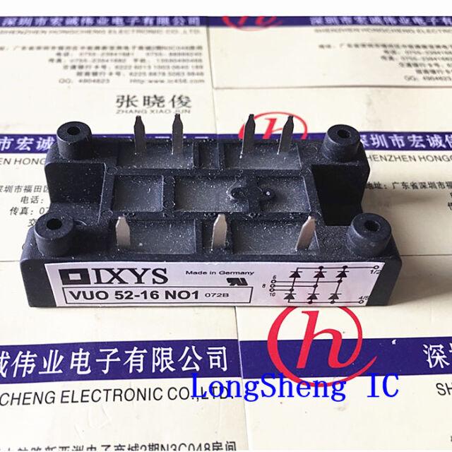 1PCS power supply module IXYS VUO52-16N01 NEW 100% VUO52-16NO1 new