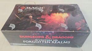 MAGIC - AVVENTURE NEI FORGETTEN REALMS - Box bustine (36 buste) - in italiano