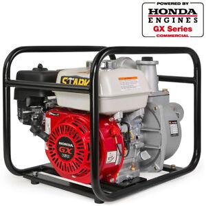 3-034-Inch-Honda-GX160-Gas-Industrial-semi-Trash-Portable-Centrifugal-Water-Pump