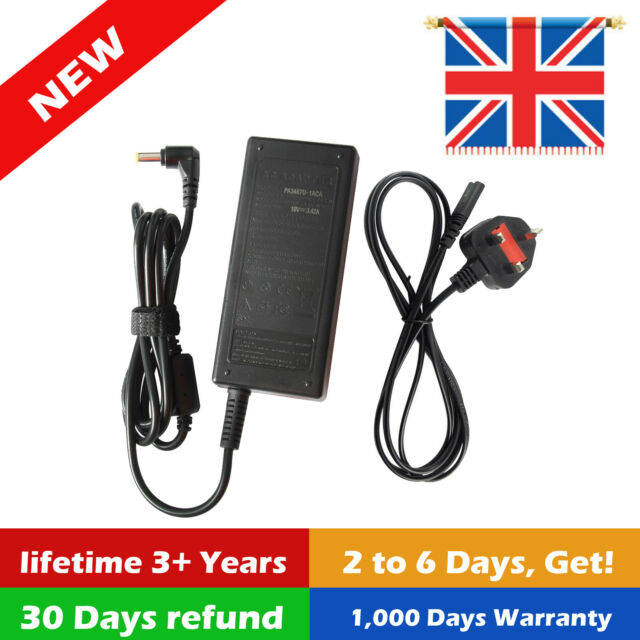 For Toshiba Satellite Pro L650 L500-19x Laptop Charger Adapter POWER CORD C076