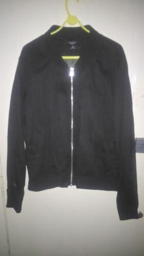 Jacket State Side Green Lin Mens Cedarwood Zip Primark Lightweight Black Pockets ZI5Ofxqpn