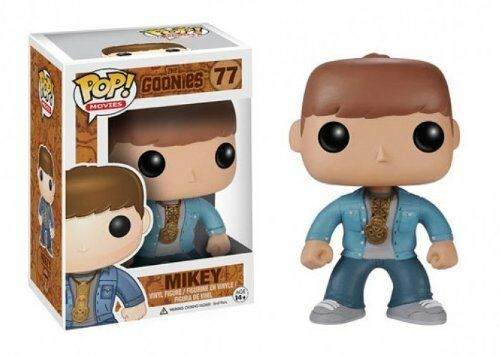 POP  Movies Goonies Mikey 4in Vinyl Figure Funko Toys