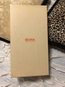 Hugo-Boss-Leather-Thongs-Size-39