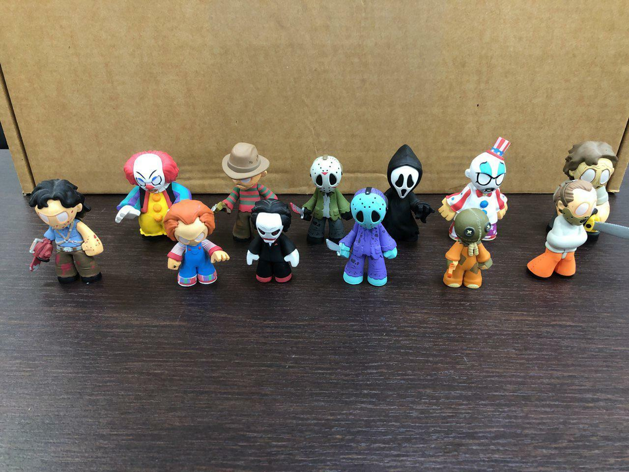 Funko Mystery mini Classic serie 1 - 2 - 3