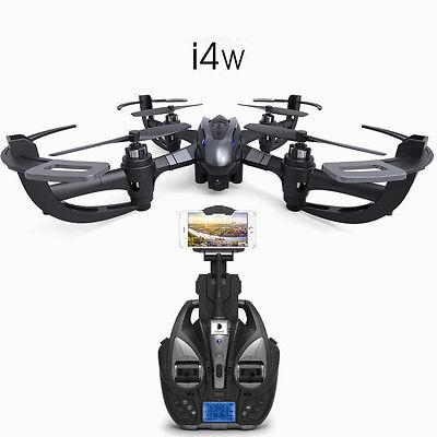 2.4G Drohne 6 Achsen Gyro RC Quadrocopter iDrohne i4w mit FPV WiFi Kamera OneKey