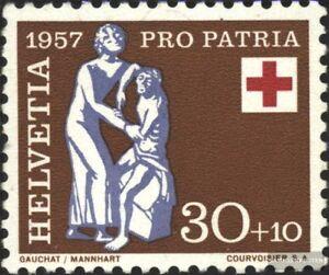 Schweiz-644-postfrisch-1957-Pro-Patria
