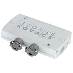 Details About George Kovacs Led Under Cabinet Junction Box Gkuc Jb2 004 White