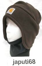 bf829deb6ce76 Carhartt Mens Facemask Face Mask Brown Rib Knit A161 Priority