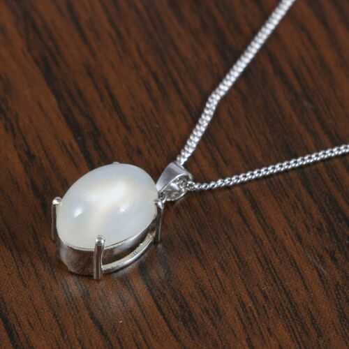 Details about  /Natural Moonstone Ring Earrings Pendant Jewelry Set Simple 925 Sterling Silver