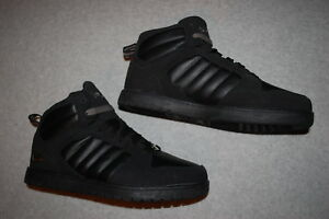Ankle Support Shoes >> Mens Athletic Shoes Black Fubu High Tops Ankle Support Mid Cut Lace