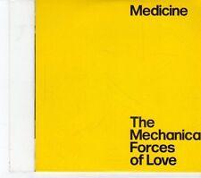(FT800) Medicine, The Mechanical Forces Of Love - 2003 DJ CD