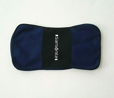 Samsonite Neck Support Cushion Blue Replacement Cover