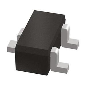 10-x-NXP-2PC4617R-115-NPN-Bipolar-Transistor-150mA-50V-3-Pin-SOT-416