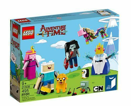 LEGO  Adventure Time 21308 Factory Sealed  Free Shipping