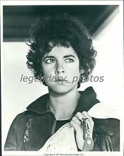 1977 Actress Stockard Channing Original News Service Photo